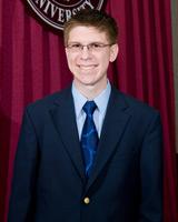 Ryan Hoke - Mississippi State Distinguished Scholar