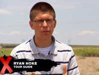 Ryan on Travel Channel