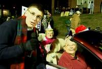 Ryan Hoke - 2009 Starkville Christmas Parade