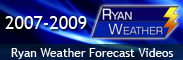 Ryan Weather Forecast Videos