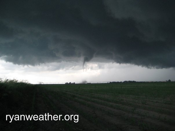 West of Aurora, NE