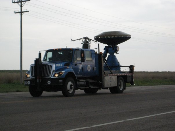Doppler on Wheels (DOW) from VORTEX2