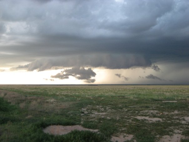 Supercell in Southeast Colorado