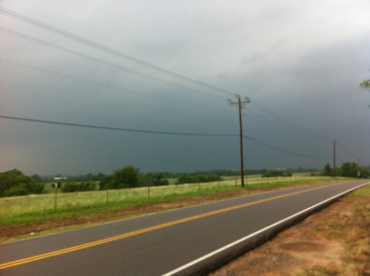 Deadly rain-wrapped EF-5 tornado near El Reno, OK