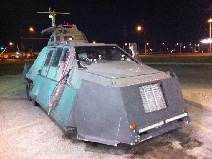 TIV 2 in Pratt, Kansas