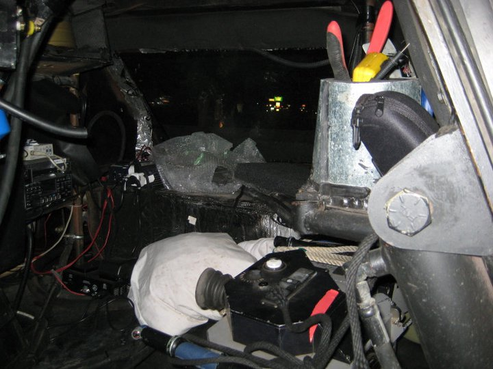 Interior of TIV 2